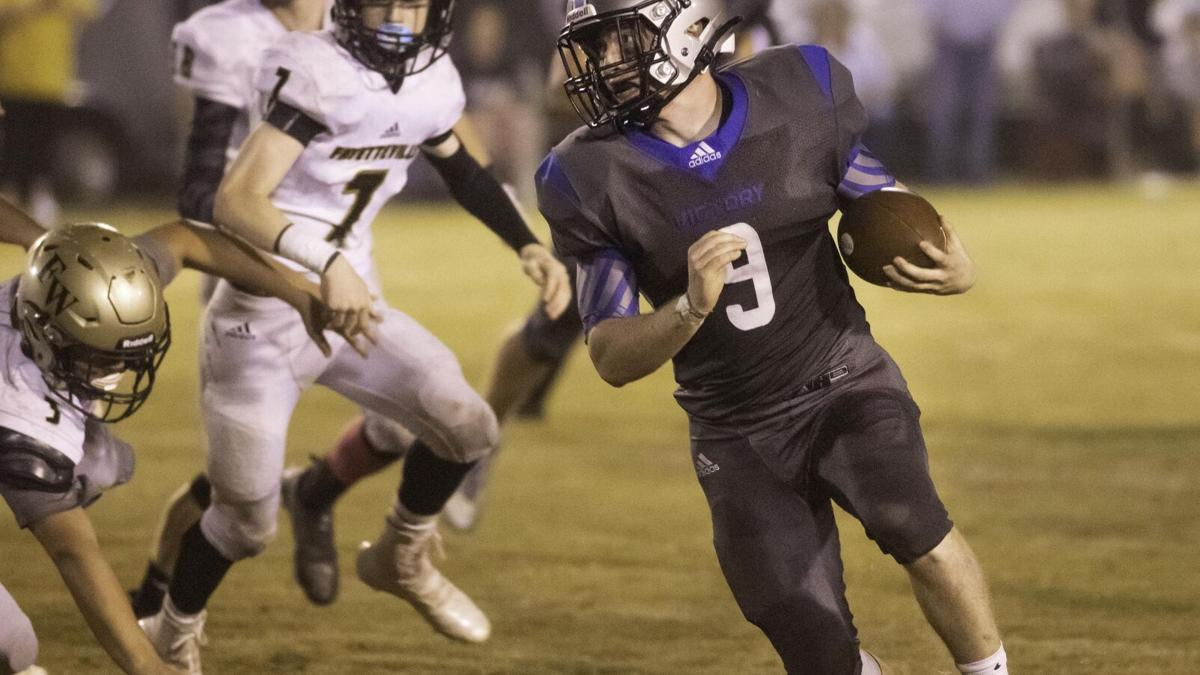 Photos: Victory Christian hosts Fayetteville