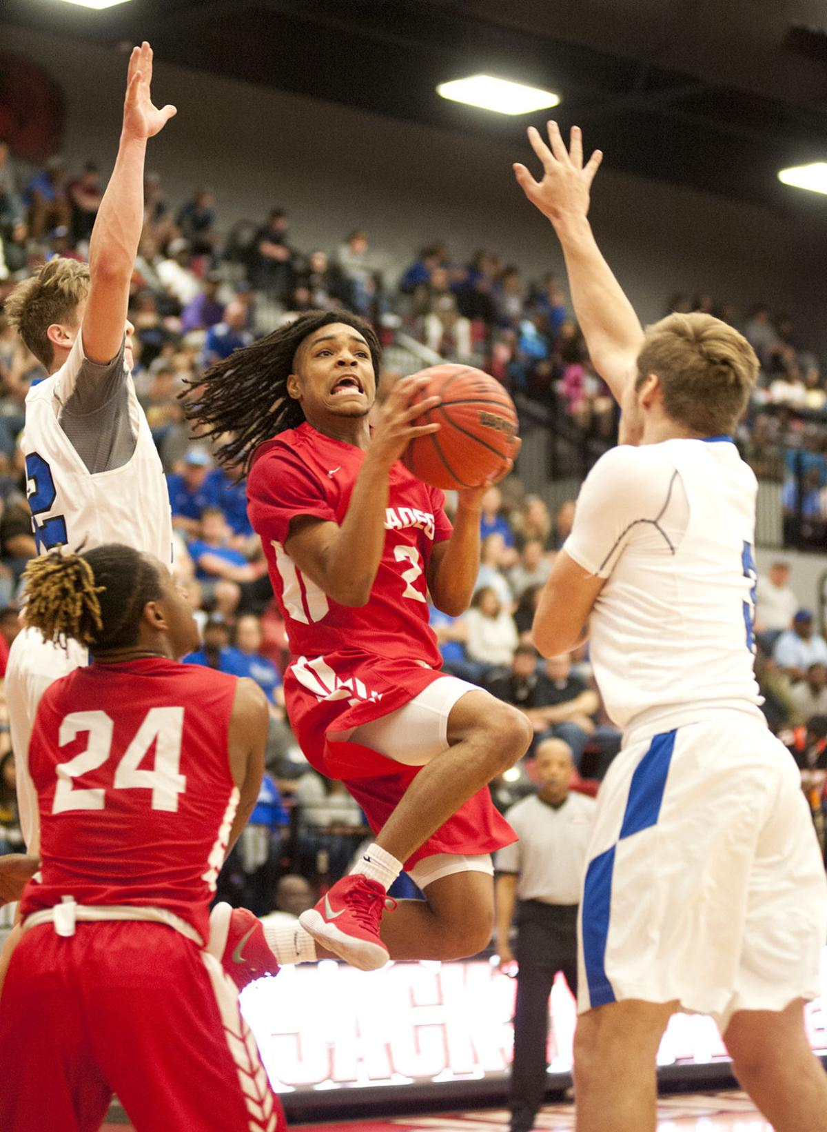 Dickerson headed to Final Four