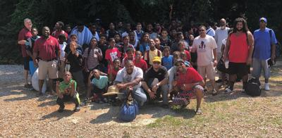 In Your Community ... Youth Male Retreat held Aug. 2-3, 2019
