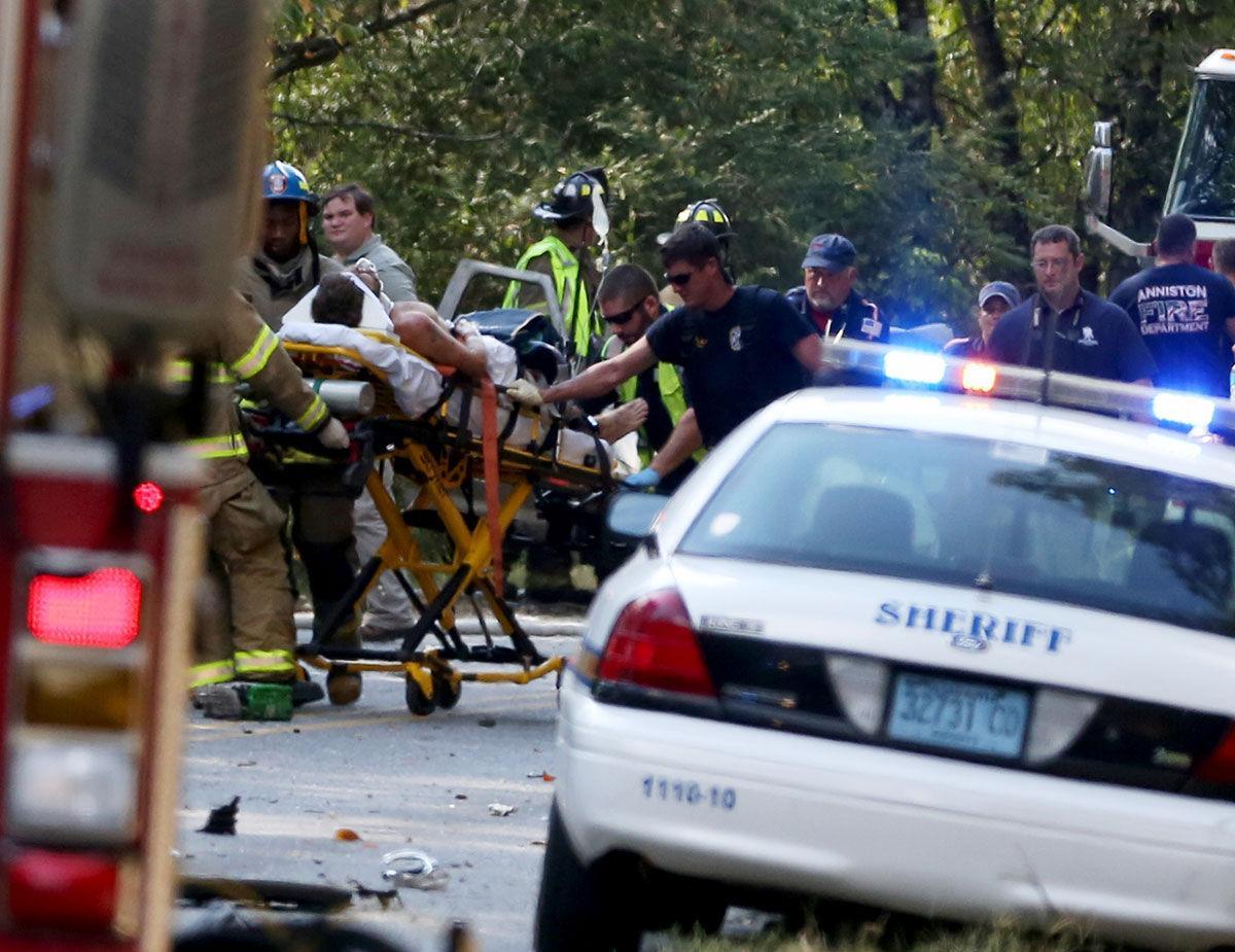 Old Gadsden Highway wreck kills three