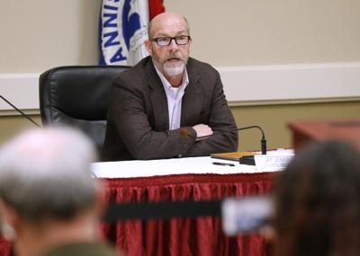 Jay Jenkins council meeting