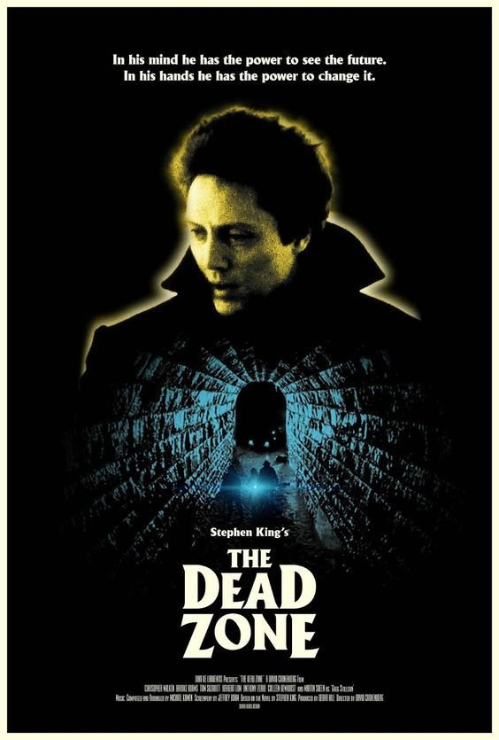 Dead Zone movie poster