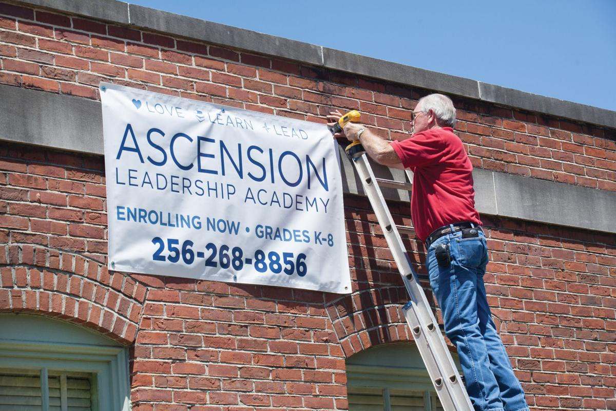Ascension Leadership Academy will offer 'superior education with a Christian Foundation'