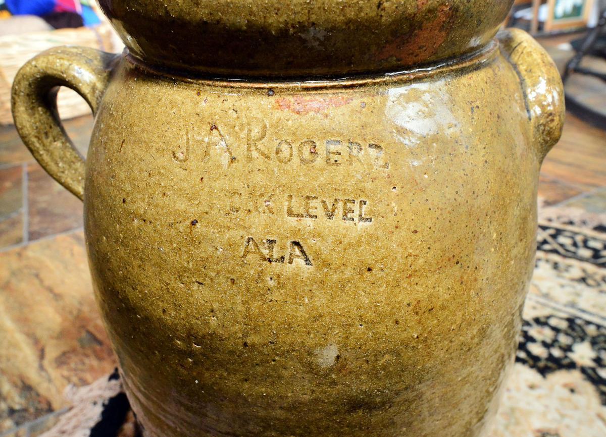 Cleburne pottery