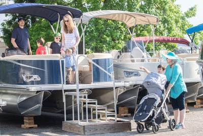 Record crowd in making at LakeFest