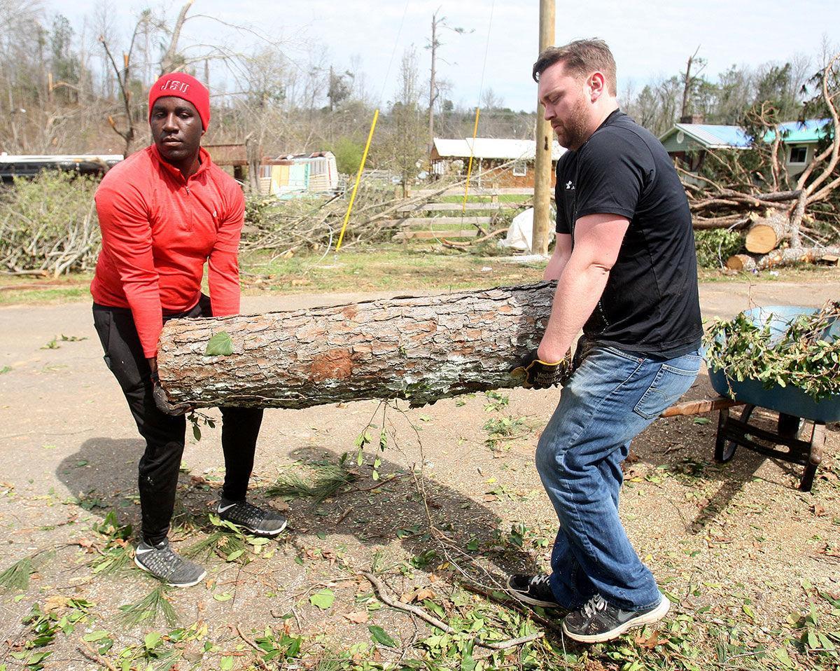 Jacksonville volunteers
