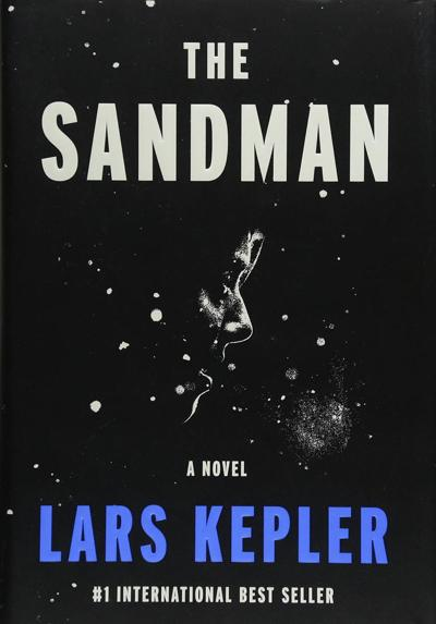 'The Sandman ' by Lars Kepler