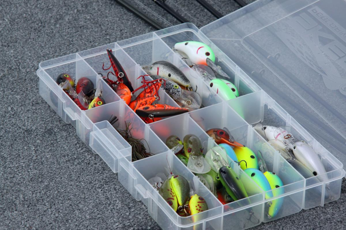 Outdoors proper tackle organization for more efficient for Fishing tackle organization