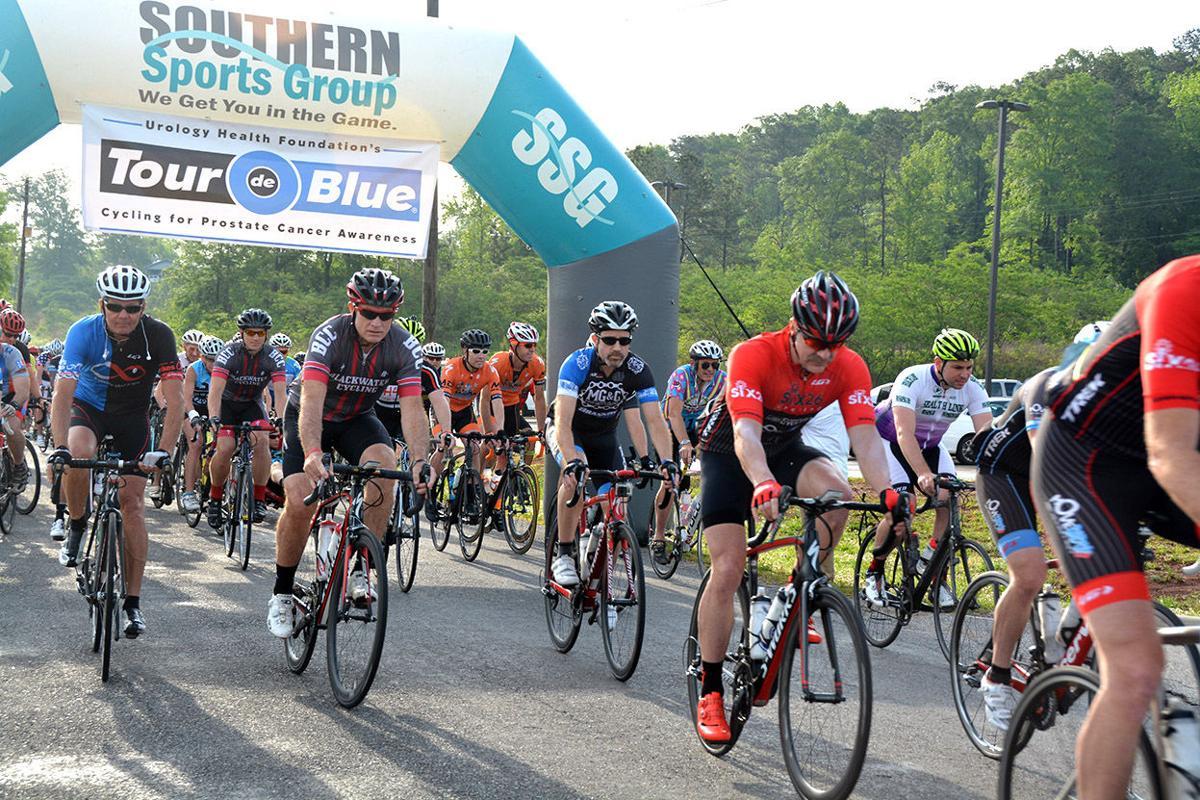 Tour de Blue set for April 28