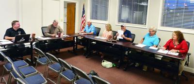 Heflin City Council