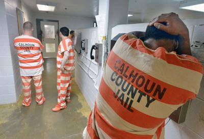 Calhoun County Jail inmates