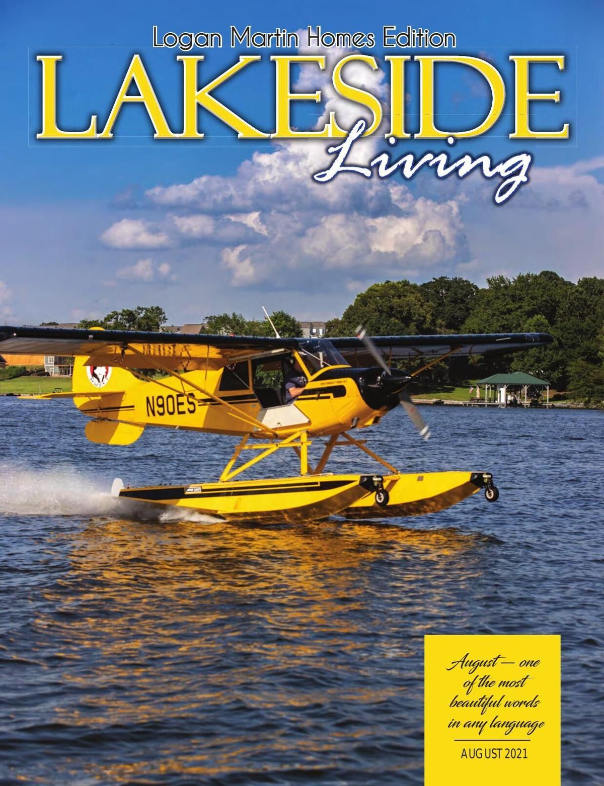 Lakeside Living August 2021
