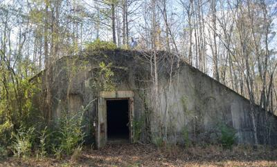 Coosa Annex bunker