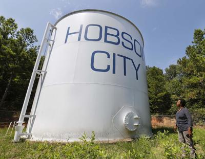Hobson City water