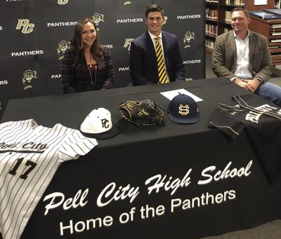 Jackson Sweatt signs with Southern Union
