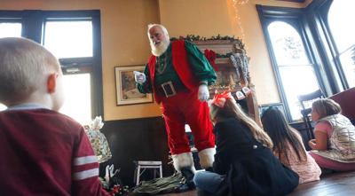 Peerless Santa