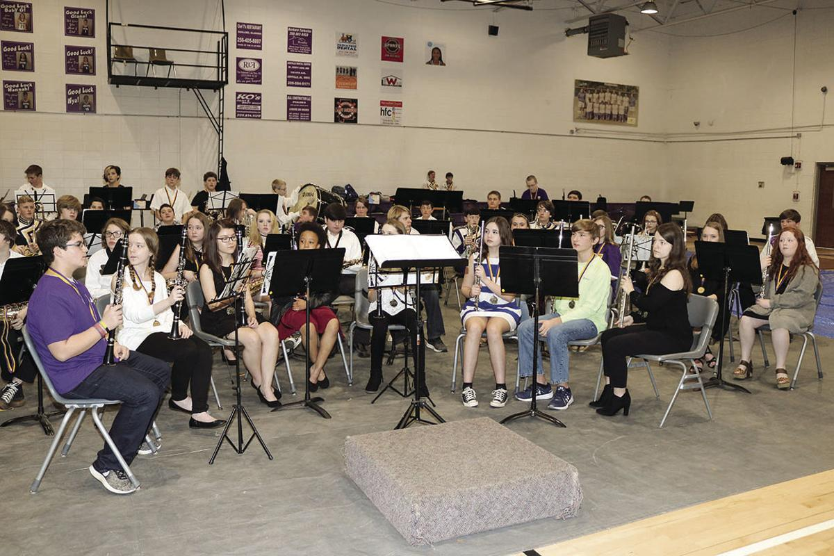 Middle School Honor Band