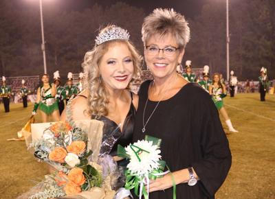 Ashville Homecoming Queen Scout Coker