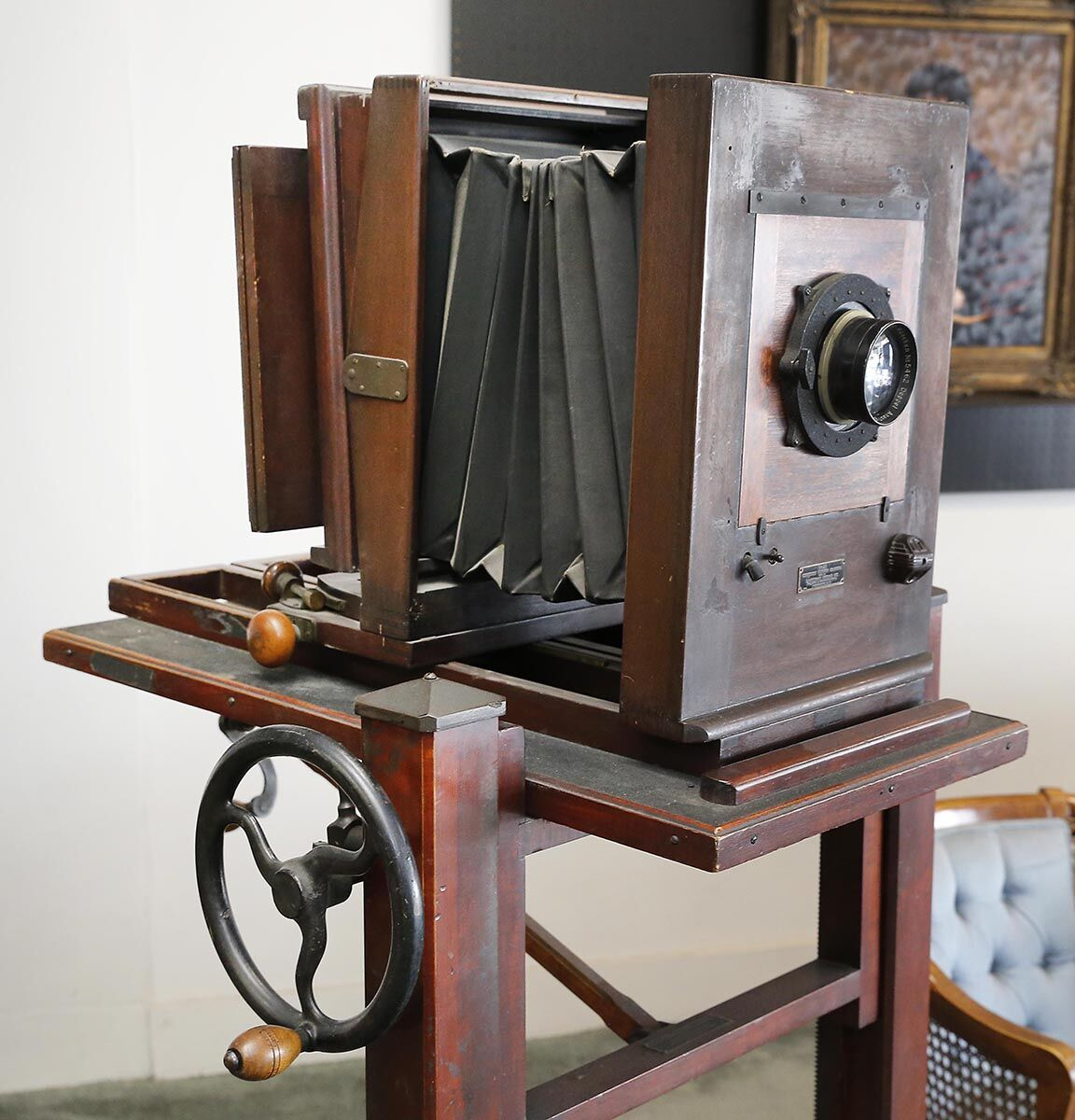 Russell Brothers camera