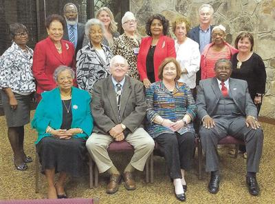 Talladega County Retired Educators hold annual banquet