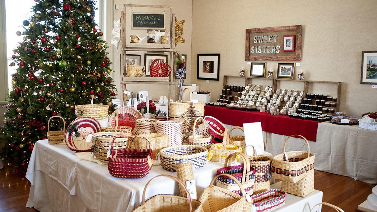 Holiday Market at Heritage Hall Museum in Talladega open for business (photo gallery)