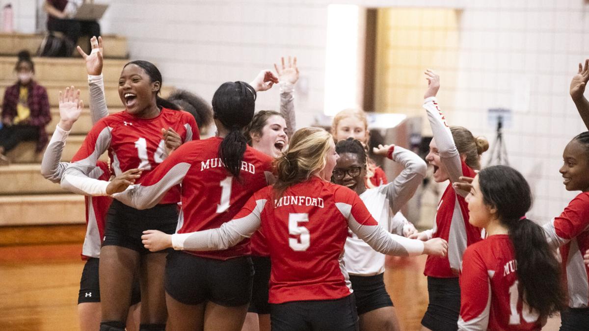 Photos: HS Volleyball - Talladega County Tournament