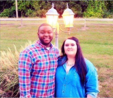 Savannah Chatham and Randy Hicks Jr.