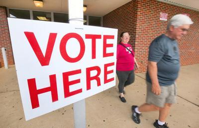 Few change voting address after storm