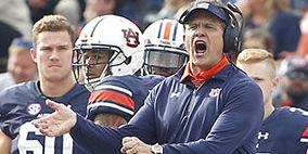 Malzahn on Arkansas rumors: 'I'm worried about the dern SEC