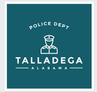 Talladega Police Department logo