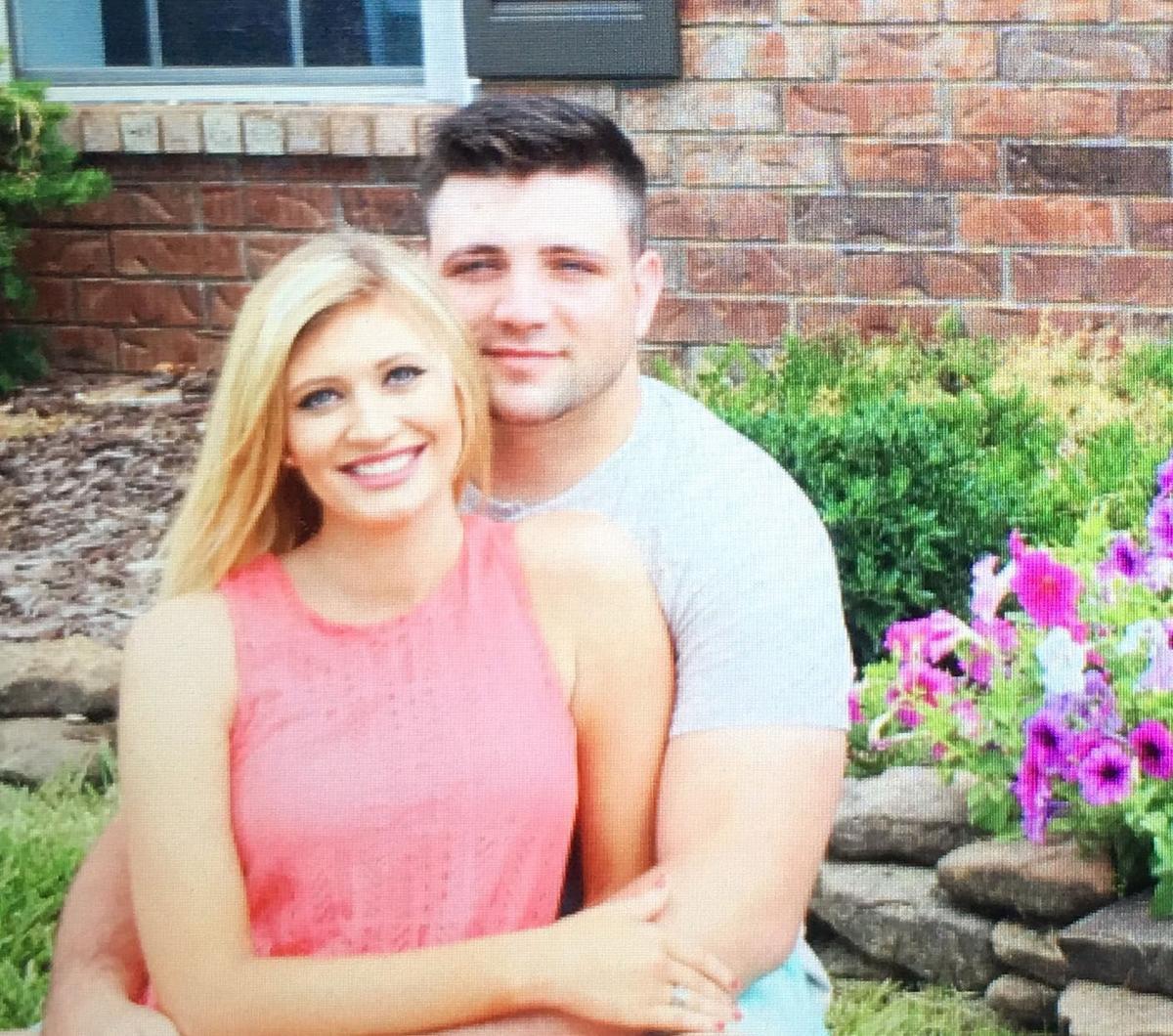 Katelin Summer Gossett and Brandon Charles Grey