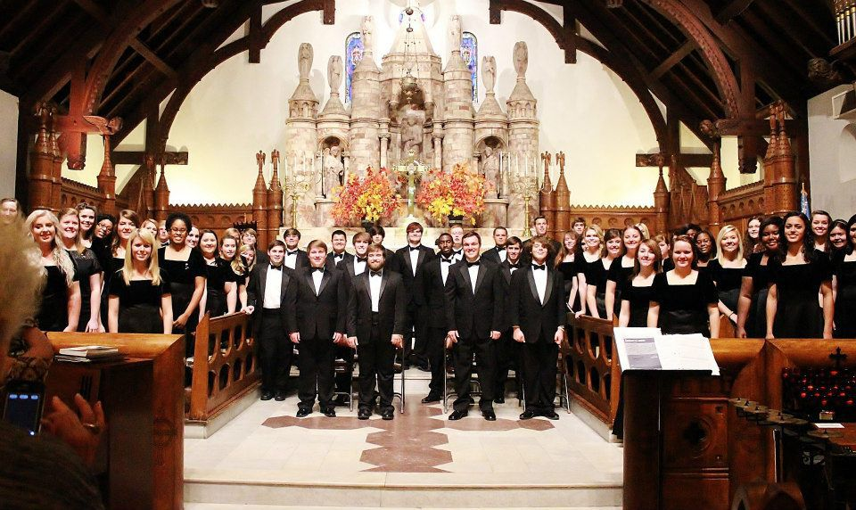 JSU A Cappella Choir