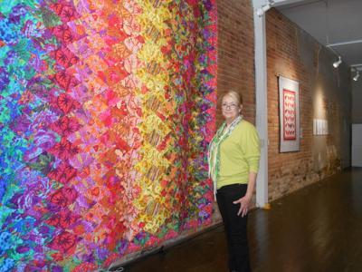 Margaret McNaron quilts