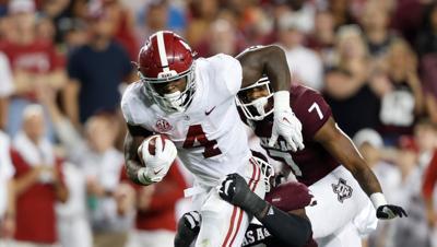Alabama's Brian Robinson