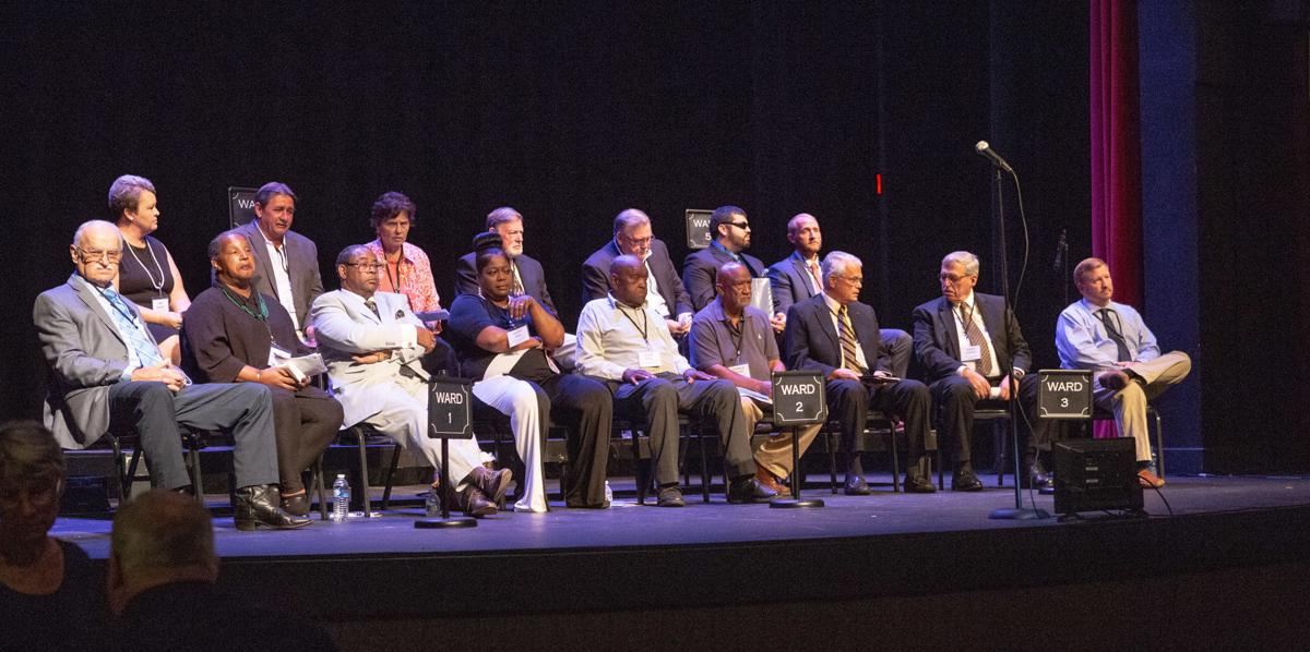 Talladega council, BOE candidates talk top challenges during