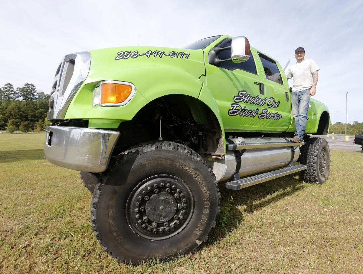 Piedmont truck and car show may become monthly fixture