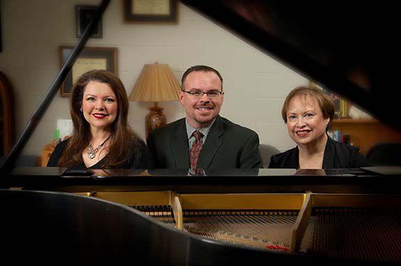 Jacksonville State University faculty recital