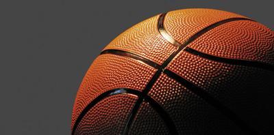 Basketball roundup logo