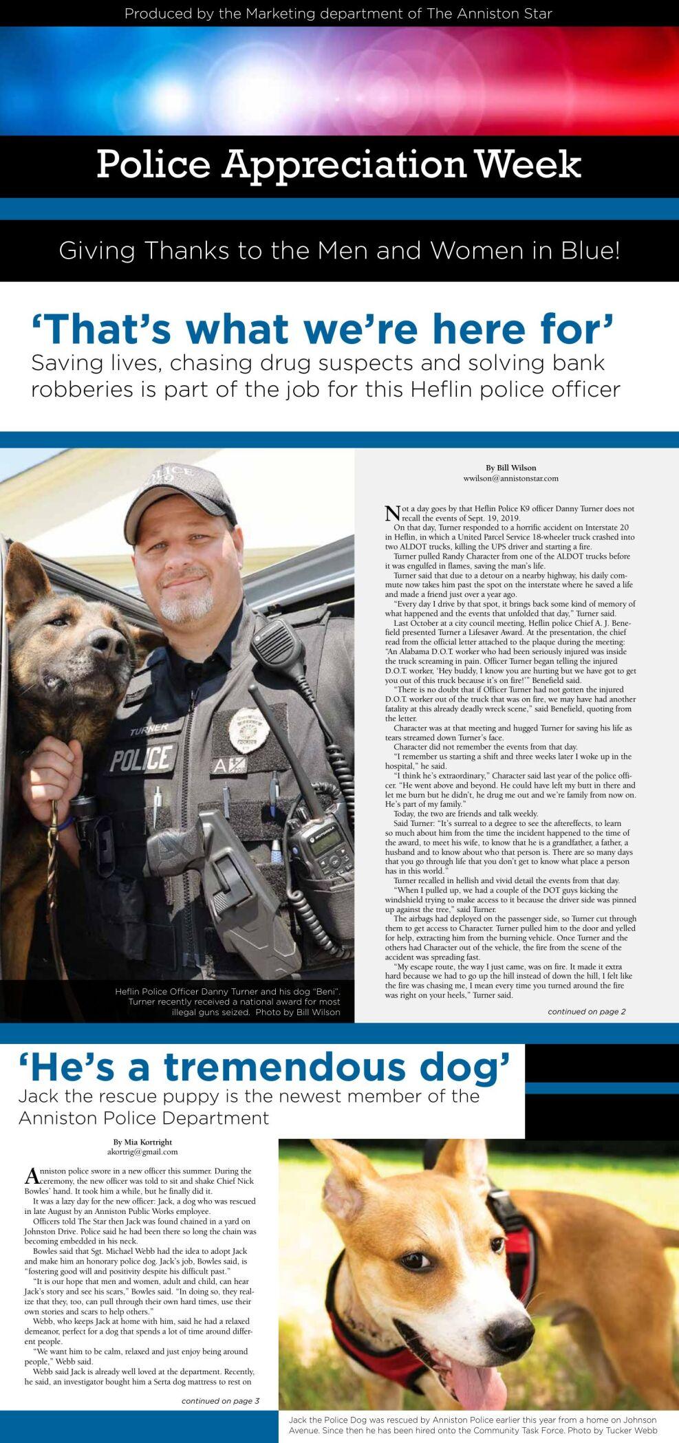 Police Awareness