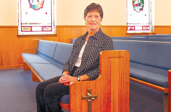PHS alumnus enjoys her life as a pastor's wife