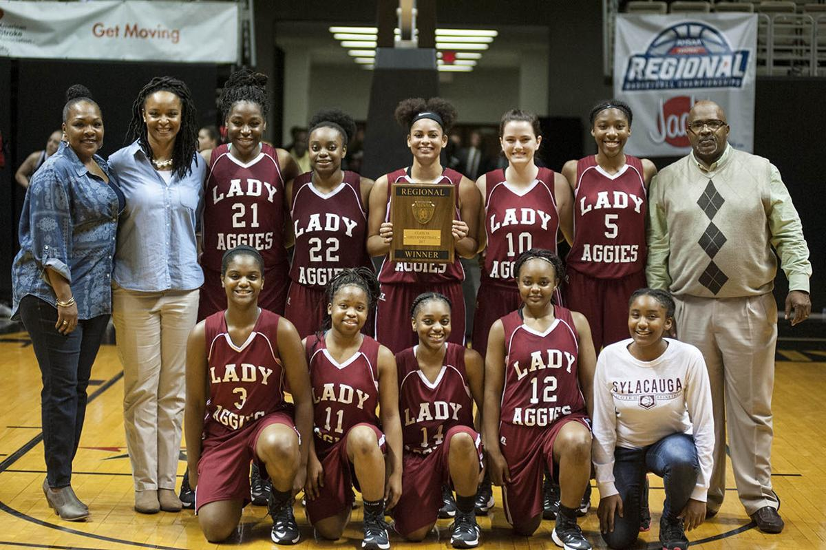 Sylacauga girls punch ticket to Final Four with region championship game win over Central Tuscaloosa