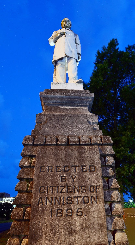 Noble statue