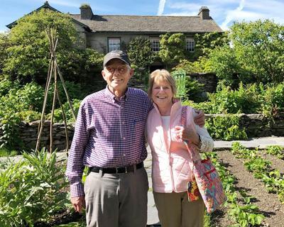 Pete and Ann Morgan