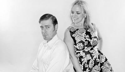 Josh Gray and Rachel McCann of Carnal Echo