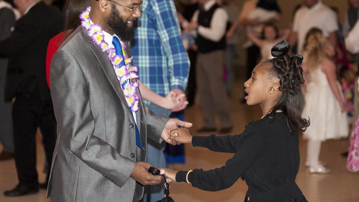 Scenes from Pell City Rotary Club Father Daughter Dance (photo gallery)