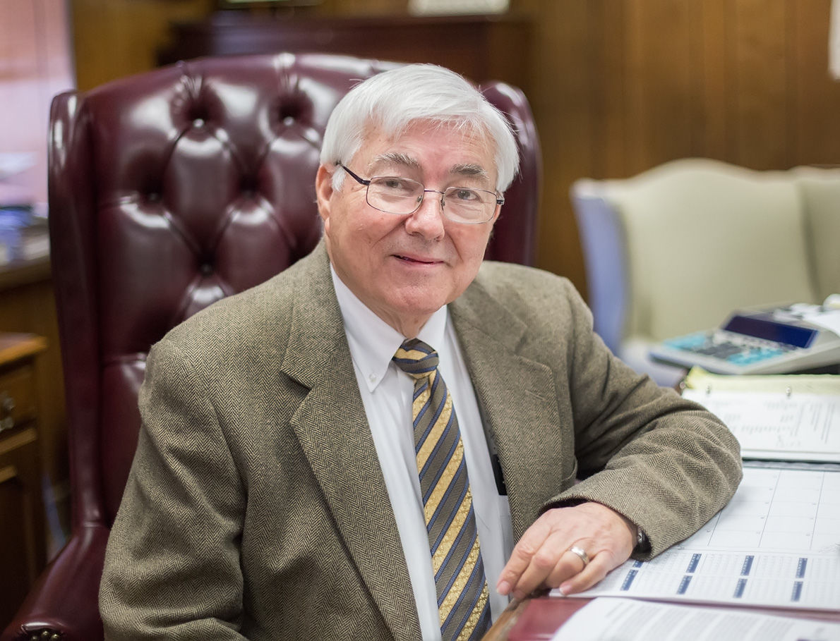 Talladega Co. Probate Judge Billy Atkinson