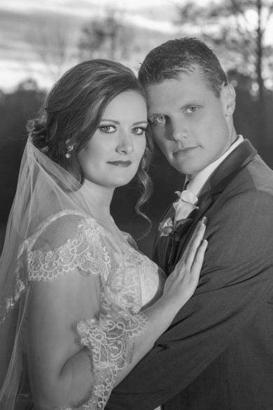 Rachel Gordon and Kyle Hassell