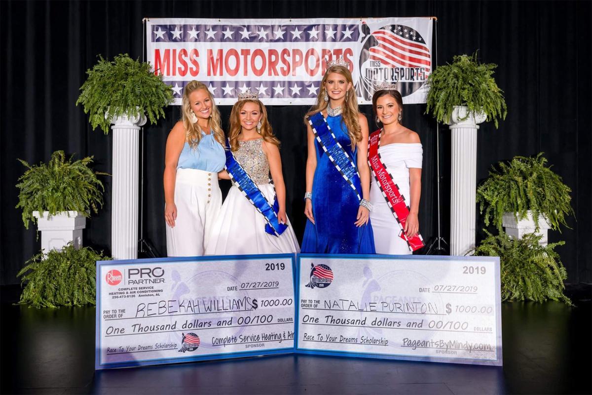 Miss Motorsports scholarship recipients.jpg