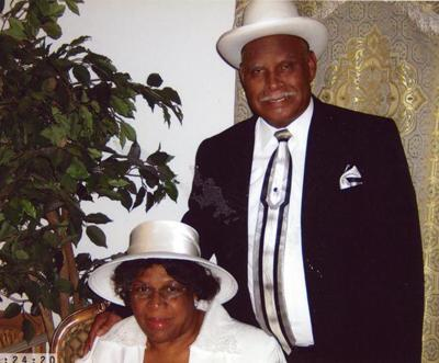 The Rev. and Mrs. Frank Thomas Sr.
