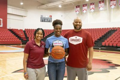 Talladega College basketball